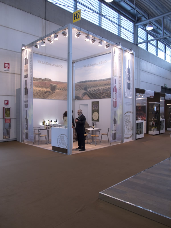 stand valle dell'asso