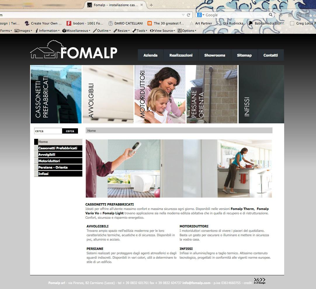 fomalp ded-design