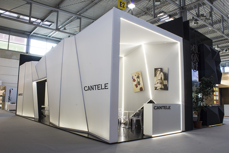 stand Cantele vinitaly 2017
